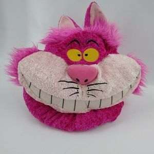 Cheshire Cat Plush Hat Walt Disney World Theme Par